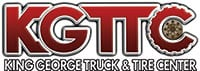 King George Truck And Tire Logo